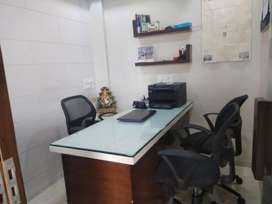 Fully firnished office for sale