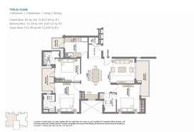 3bhk New Apartment for Sale(Book) In Gurgaon