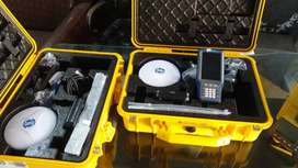 Total Station, RTK GPS & Auto Levels with All accessories