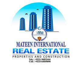 1017 Sq Yards Plot available in sector 8 Surjani Town