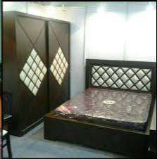 Bigest sale - buy new Double bed with box 7500/- EMI available