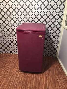 Godrej single door refridgerator with 3 years warranty