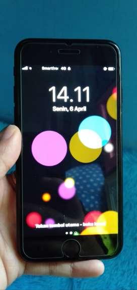 Iphone 7 black 128gb