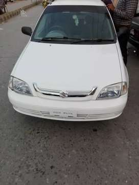 Suzuki cultus Efi urgant sale in rawalpidi .model 2007