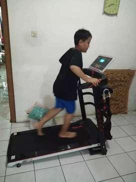 Treadmill elektrik KYOTO harga promo bisa bayar id 22716
