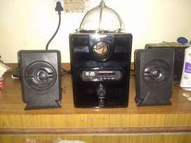 Sony series 2.1 speaker