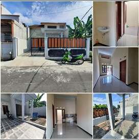 Dijual Rumah Baru kampung, padat penduduk Aman & Nyaman