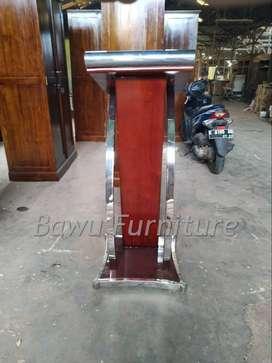 Podium Mimbar Masjid Toko Online Furniture Minimalis