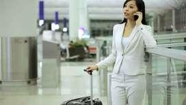 Travel executive chennai (female)