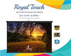 RoyalTouch hd Screens MapType and Autolock