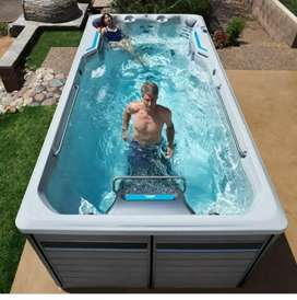 Swimming pool brand new Italy import