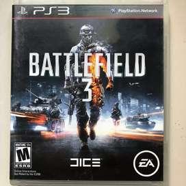 Kaset BD PS3 Battlefield 3