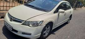 Honda Civic 1.8S Automatic, 2008, CNG & Hybrids