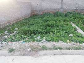 5.65 Marla plot for sale in Hassan abdal with 15f street
