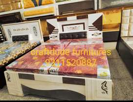 Double bed 11500 back storage