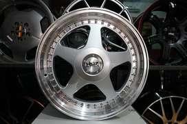 Jual Velg Xpander Rush HRV Camry Civic FD Ring 18