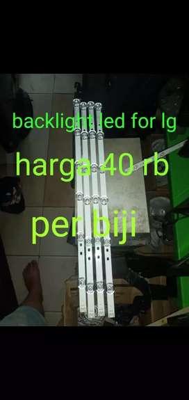 Backlight for tv lg type LB