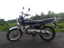 YAMAHA rx135 in Perfect condition