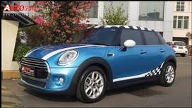 Mini Cooper 5Doors 1.5 Twin Power Turbo Tahun 2015 KM 7Rb