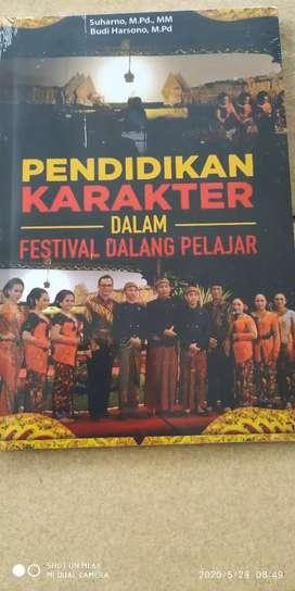 Pendidikan karater dalam festival dalang