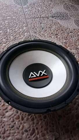 Speaker 12 inch subwoofer AVX