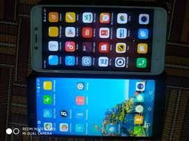 REDMI 4 3gb 32gb ITEL a44 1gb 8gb dono phone ok reports h