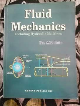 Fluid Mechanics by Dr. AK Jain