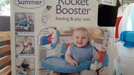 Baby chair / kursi bayi mulus.