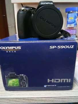 Camera digital Olympus SP-590UZ HDMI