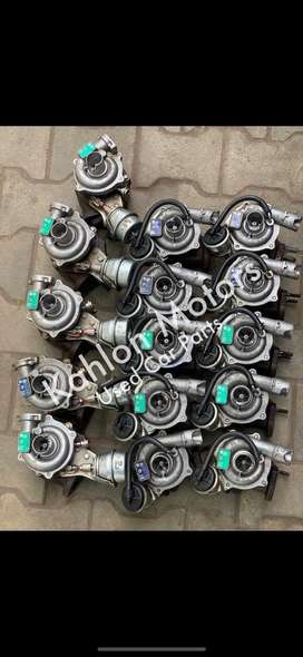 Used Turbocharger of Cars