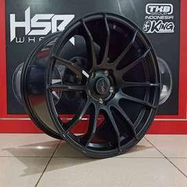 HSR nishiro R18 lebar 85 95 H5x114,3 HRV