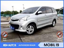 [OLXAD] DP 20%! Toyota Avanza 1.5 Veloz A/T 2015