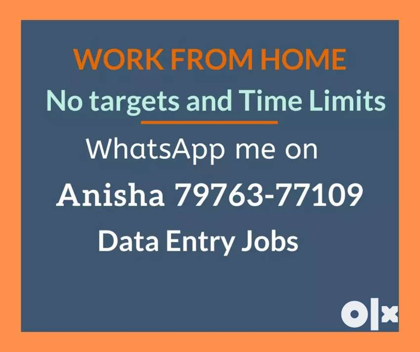 Work at home in your free time. Easy data entry jobs. Apply now 0