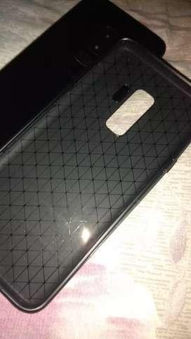 Samsung Galaxy S9+ (Midnight Black, 6GB RAM, 64GB Storage)+ Warranty