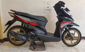 Honda Beat New Th.2016 Bln 11 GRATIS BBN Full Original Istimewa Sekali