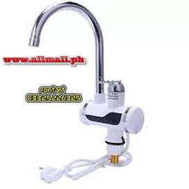 Electric Hot Water Heater Faucet Kitchen Heating Dispenser Tap