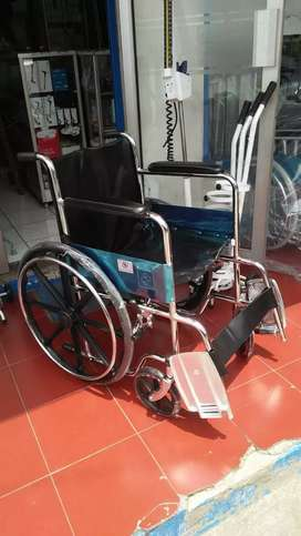 kursi roda resing promo