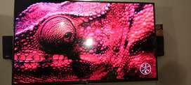 New 46 inch led TV Android 9.0 4core PROCEEDS