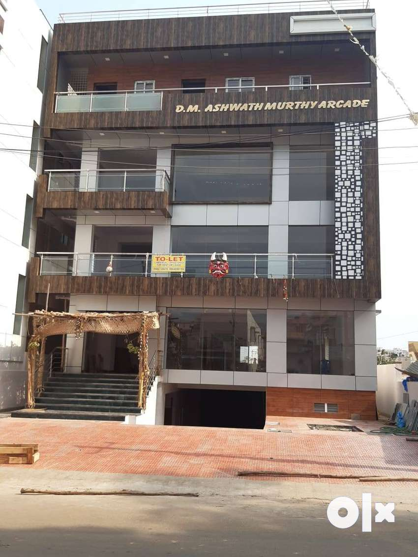 Hebbal-Commercial Space for rent 0