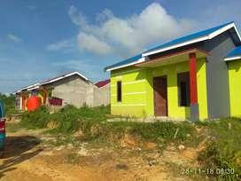 Rumah di perbukitan pantai balikpapan