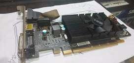 VGA His Radeon 2 GB 128 bit DDR 3