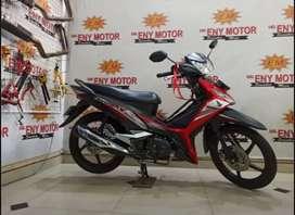 Mulus Honda Supra-x 125 th 2019 Meraah - Eny Motor