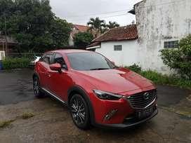 Mazda cx 3 Touring 2.0 2017 pemakai dari baru