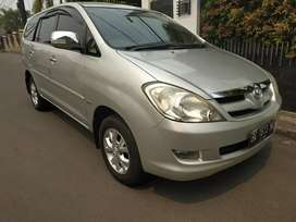 Toyota Innova bensin manual tahun 2007 tipe V BG  kota Istimewa