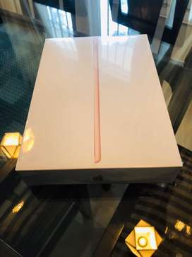 Ipad 10.2 7th Generation Gold Color. Box Packaged. Brand New 2019