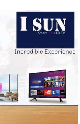 I Sun Smart LED TV- available for sale at best market price
