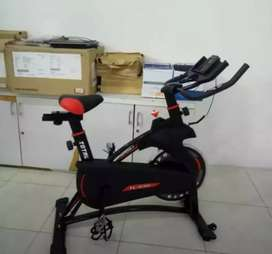 Ayo olahraga with Spin bike TL930