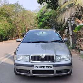Skoda Octavia 2008 Petrol Well Maintained