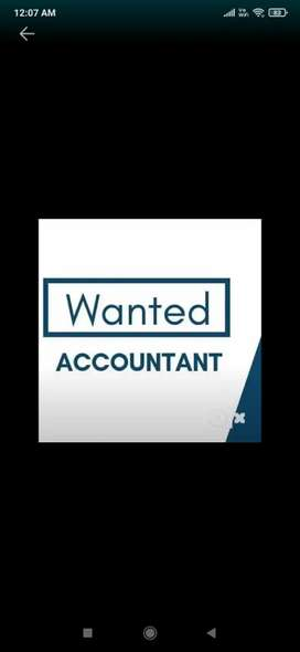 We are Hiring Account