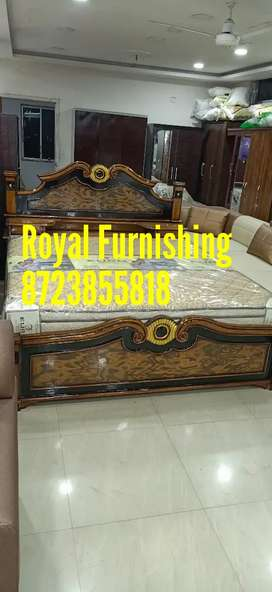 New pure segun bed available
